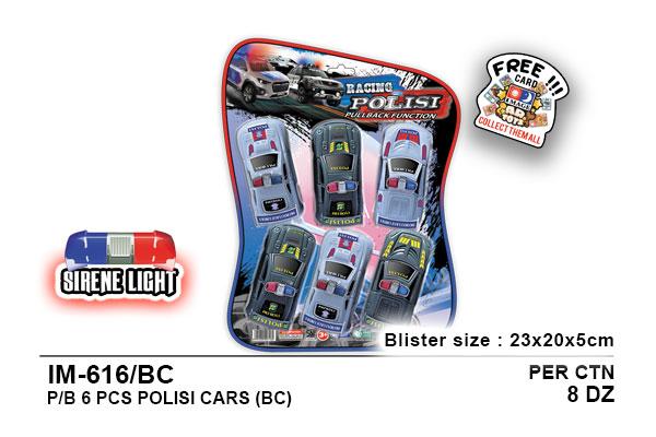 Racing Polisi