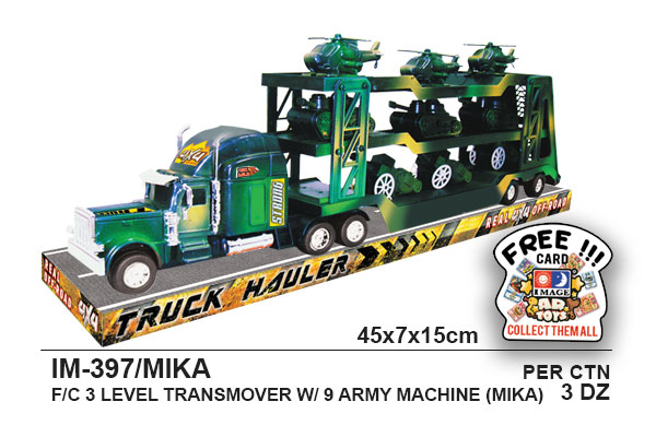 Transmover Army Machine